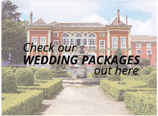 Marques de Fronteira Palace Wedding Package Portugal