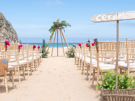 Guide to Your Beach Wedding in Lisbon Portugal