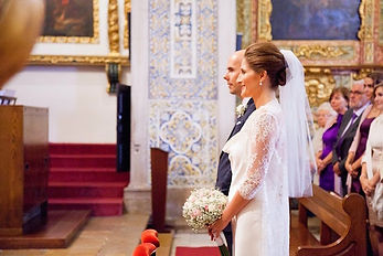 Marriage Ceremony by Lisbon Wedding Planner