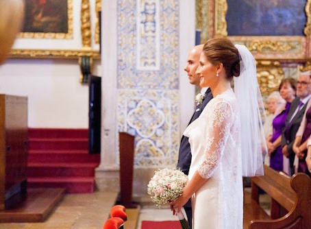 Catholic Wedding in Portugal