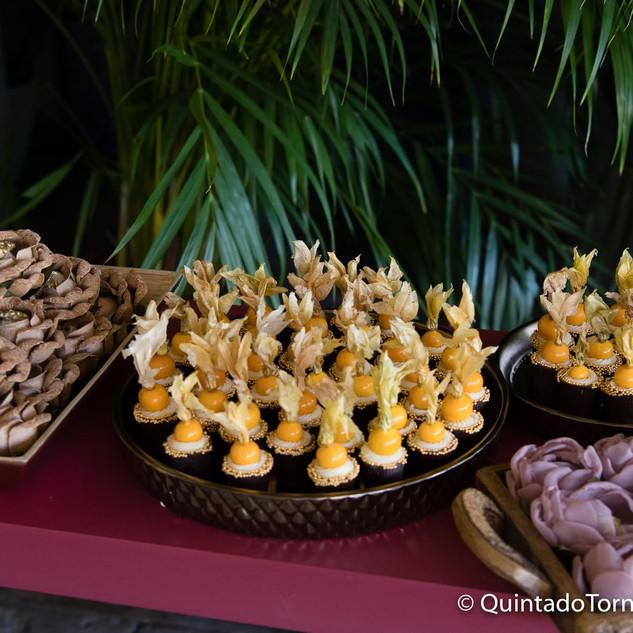 Tais Puntel Portugal - Detalhe dos doces