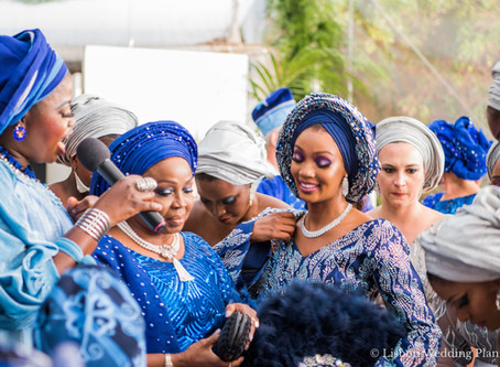 Nigerian Destination Wedding in Santorini or Portugal