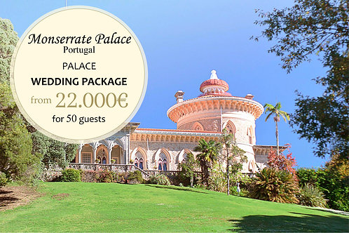 Monserrate Wedding Package