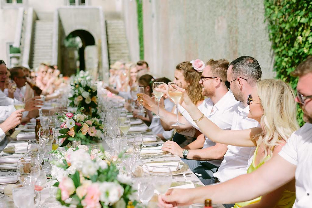Beach Wedding and The Quinta My Vintage Wedding In Portugal