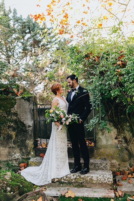 Country Wedding at Quinta do Torneiro in Lisbon, Portugal