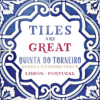 Tiles are Great Quinta do Torneiro Large Destination Wedding Venue Portugal with Gardens and Rooms with Tiles and accomodation