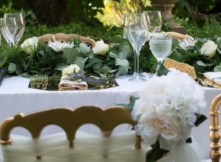 Greenery and Foliage: Perfect for Your Portugal Wedding Destination