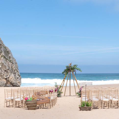 Casamento na praia por Lisbon Wedding Pl