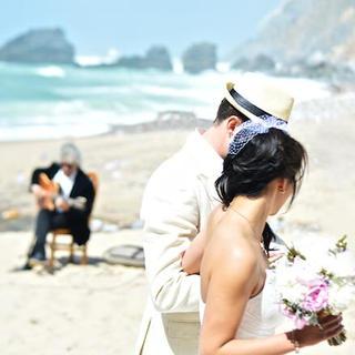 Beach Wedding in Portugal by Lisbon Wedd