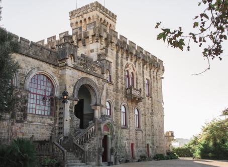 Forte da Cruz HistoricalBeachWedding Venue in Lisbon CoastPortugal