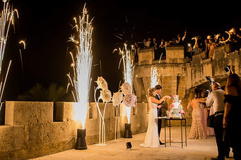 Forte da Cruz Wedding Beach Venue, Estoril - Portugal