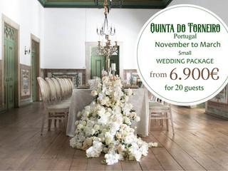 Quinta do Torneiro November to April Sma
