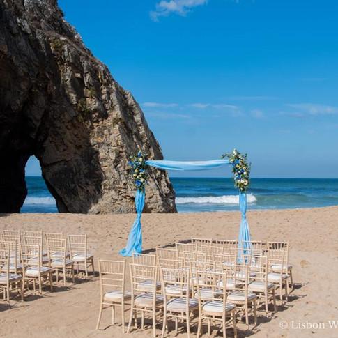 Casamento na Praia by Lisbon Wedding Pla