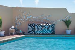Pool Wedding Balcony