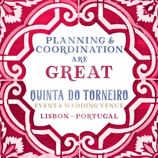 Planning & Coordination is Great Quinta do Torneiro Large Destination Wedding Venue Portugal with Gardens and Rooms with Tiles and accomodation
