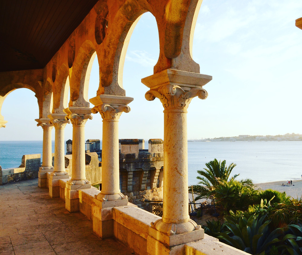 Terraces of Forte da Cruz