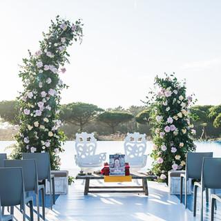 Destination Golf Wedding Ceremony at The Oitavos Hotel, Portugal
