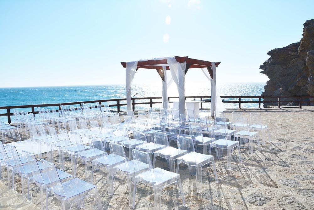 Arriba en bord de mer lieu de mariage - Lisbonne Portugal