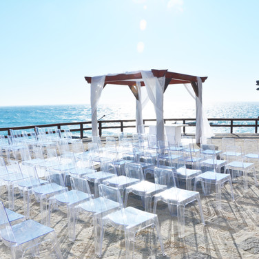Wedding Ceremony Arriba by the sea Portugal