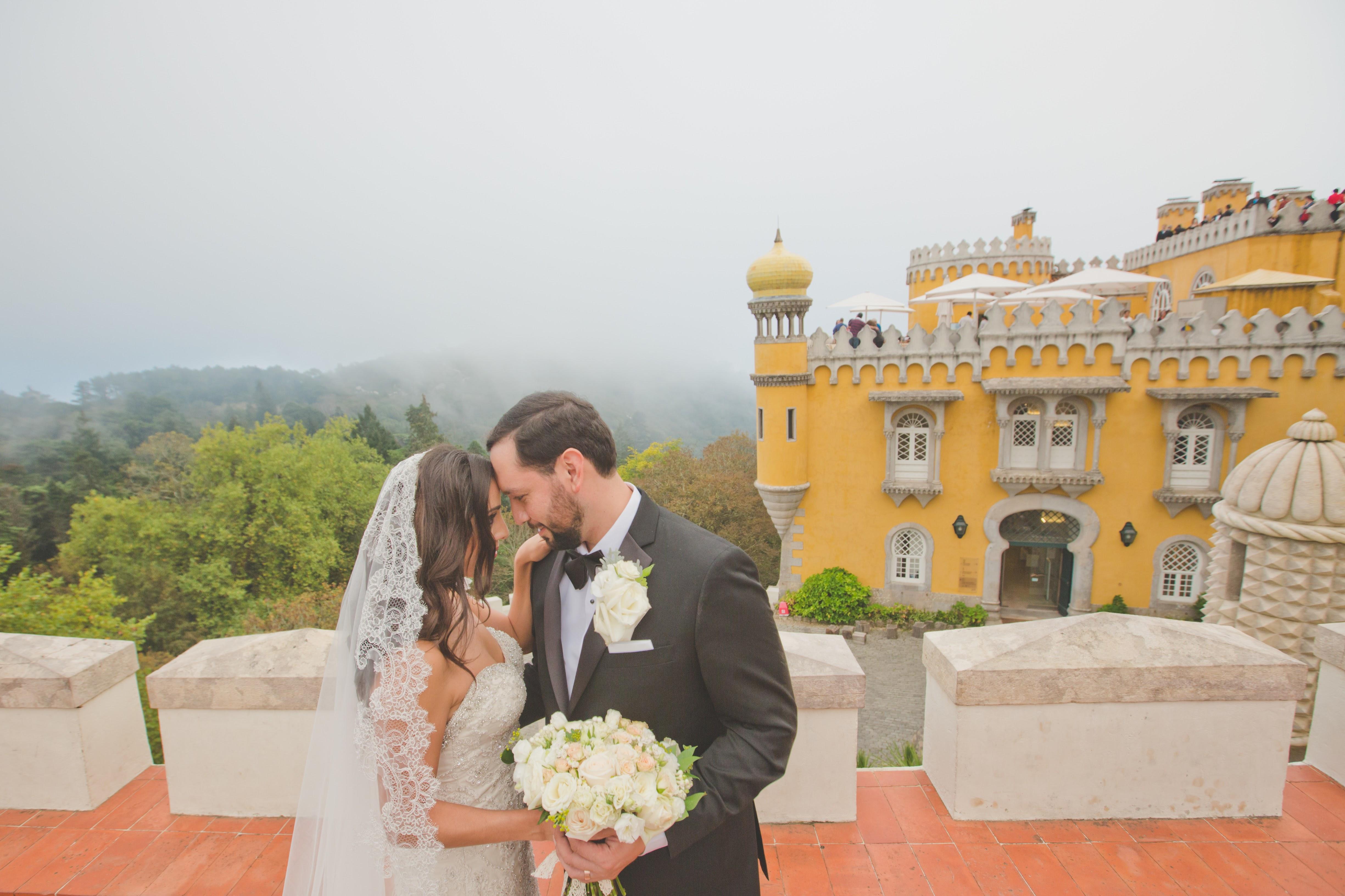 Wedding Venues Portugal | Best Castles and Palaces | Cascais |