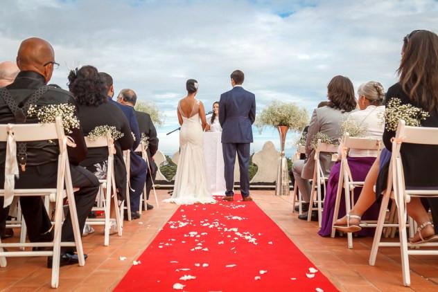 Pena Wedding Ceremony