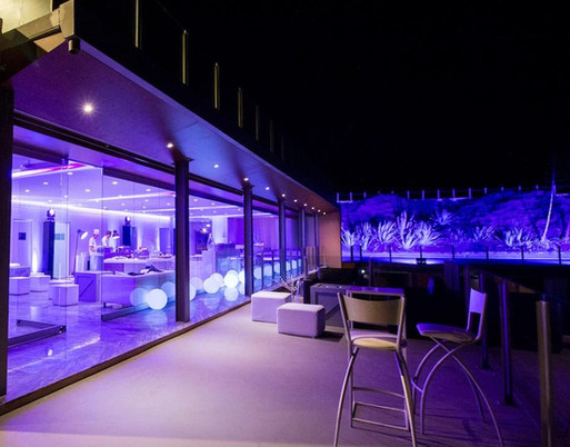 Indor Disco Arriba by the Sea in Portugal
