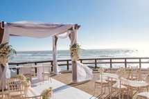 Beach Wedding in Lisbon, Portugal