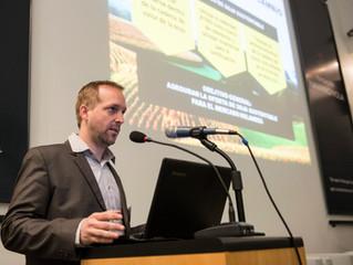 """Solidaridad presentó la conferencia """"Producción responsable y sustentabilidad en el agro"""""""