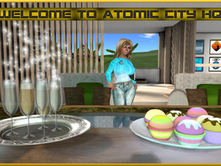 Atomic City HQ Official Opening!