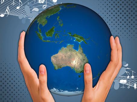 RadioSpiral releases an album to benefit Australian Bushfire Relief