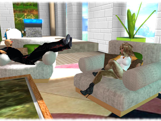 The Axman Returns to Second Life!
