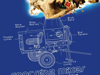 Concrete Mixer Live - It's All in the Mix!