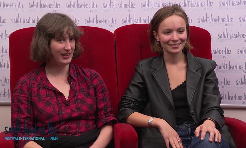 Marche ou crève - Interview des comédiennes Jeanne Cohendy & Diane Rouxel