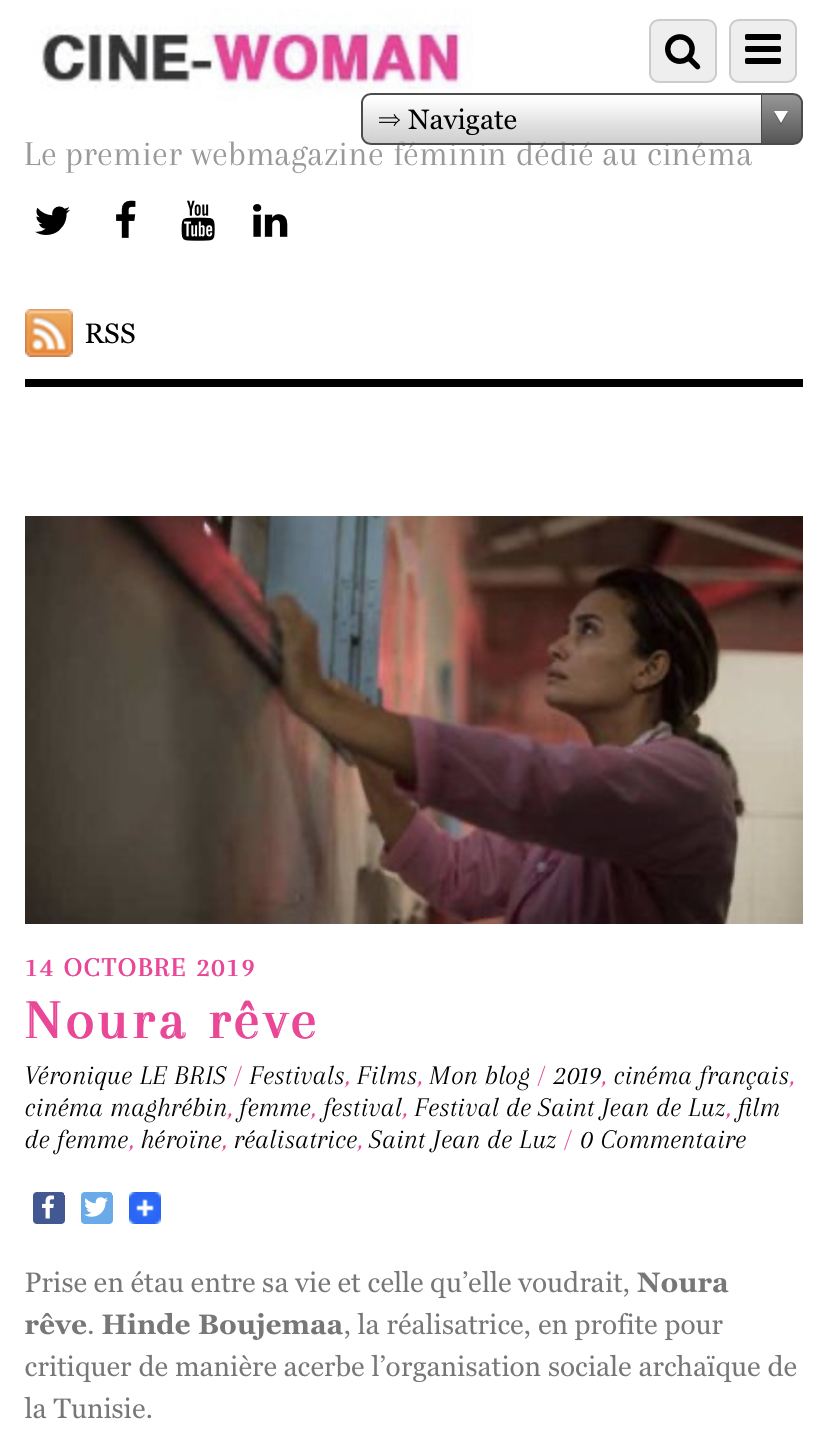14-10-2019 Cinewoman.fr