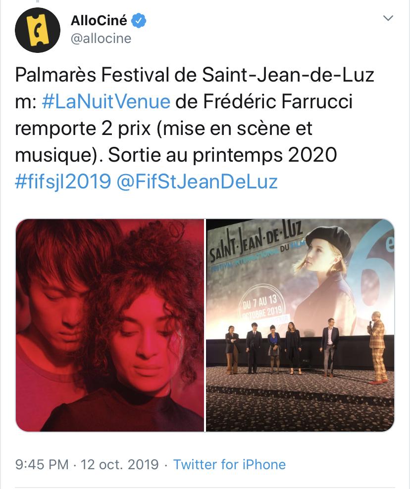 12-10-2019 Allociné