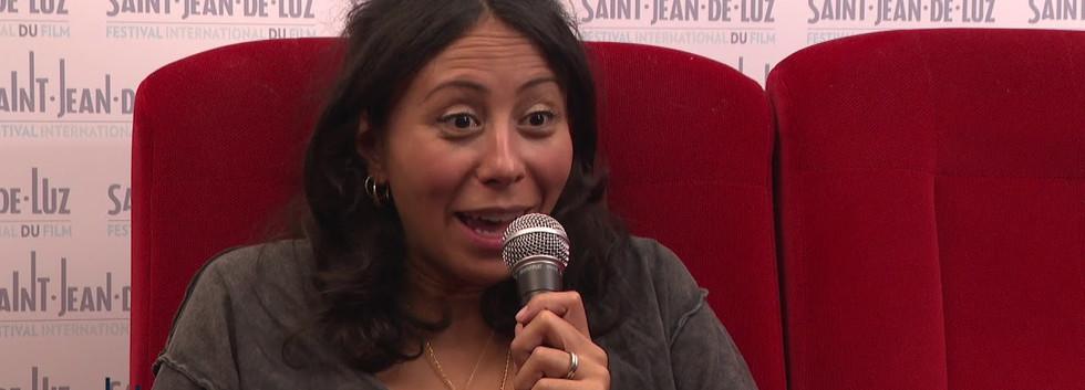 """Interview de la réalisatrice Manele LABIDI pour son film """"Un divan à Tunis"""""""