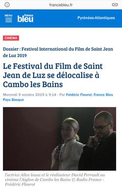 09-10-2019 FRANCE BLEU