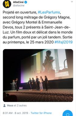 07-10-2019 Allociné