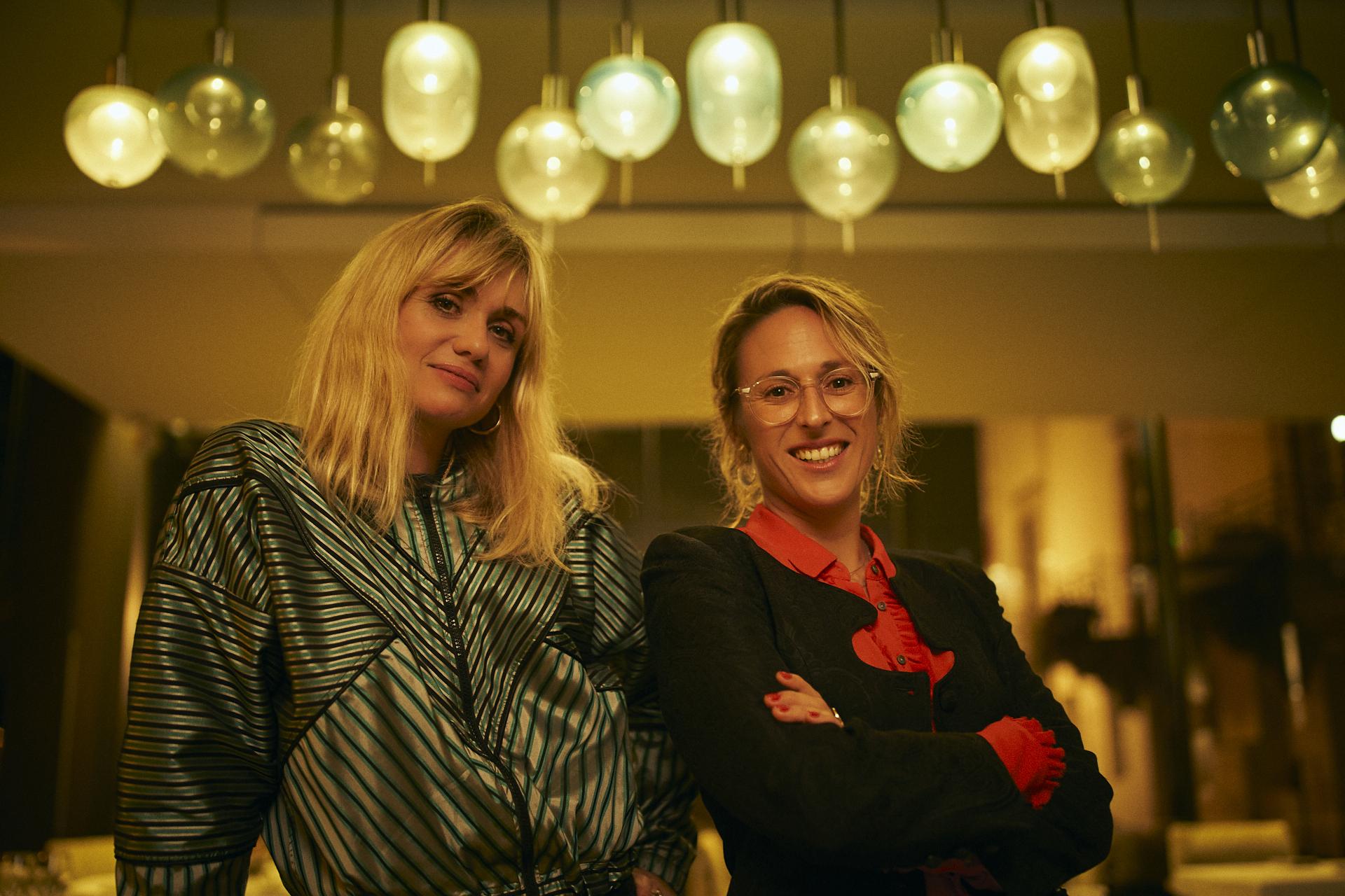 Katell Quillevere et Charlène Favier - FIFSJL2020