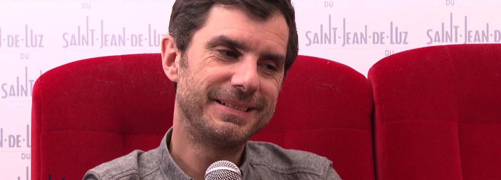 """Interview de Benjamin PARENT pour le film """"Un Vrai Bonhomme"""""""
