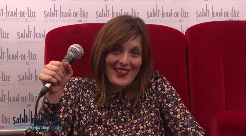 """Interview de la réalisatrice Valérie DONZELLI pour le film """"Notre Dame"""""""