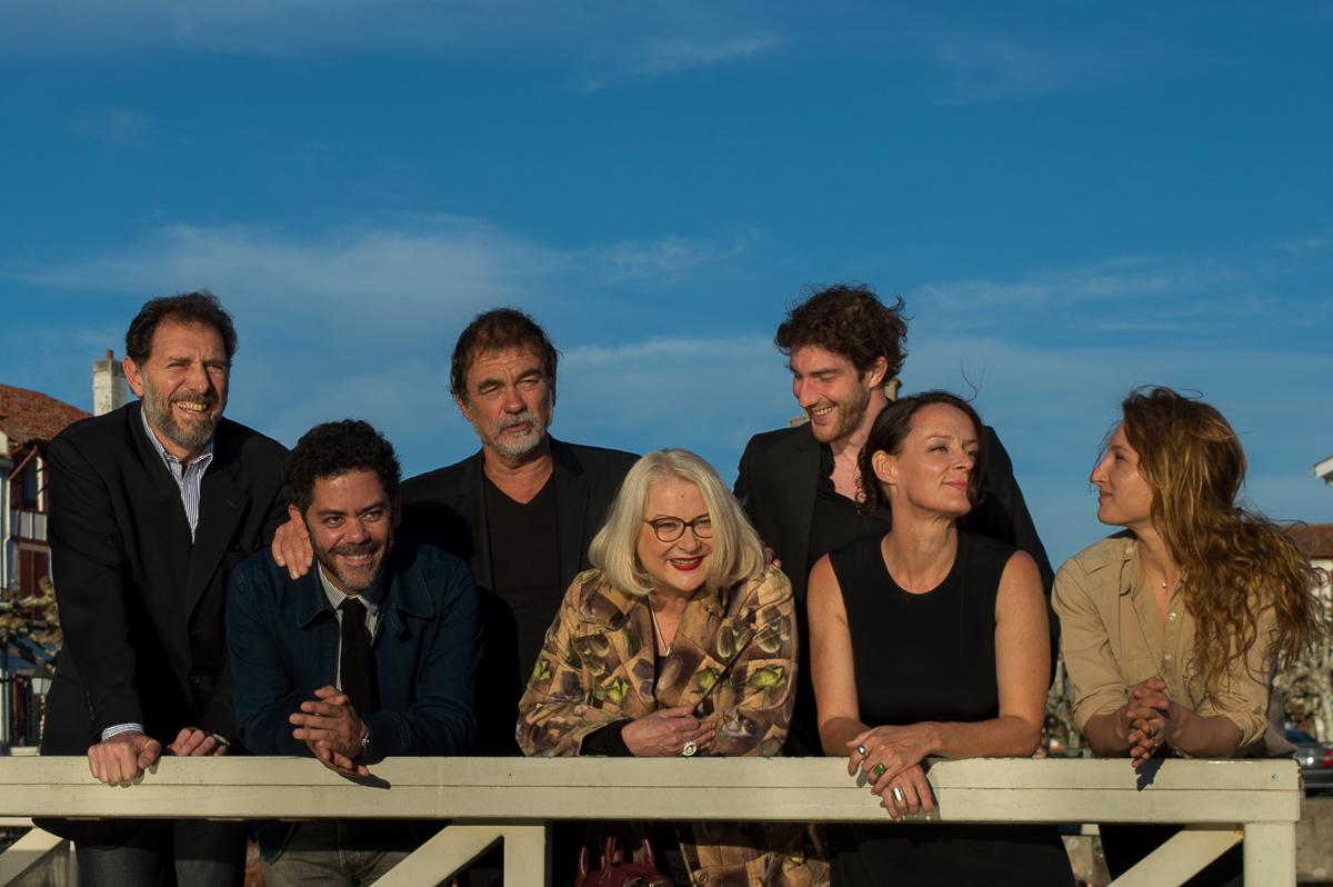 Le Jury au Port de Saint-Jean-De-Luz