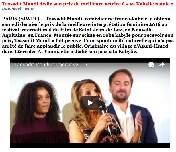 Agence Siwel 13/10/2016