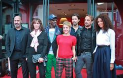 Le Jury 2016 devant le Sélect