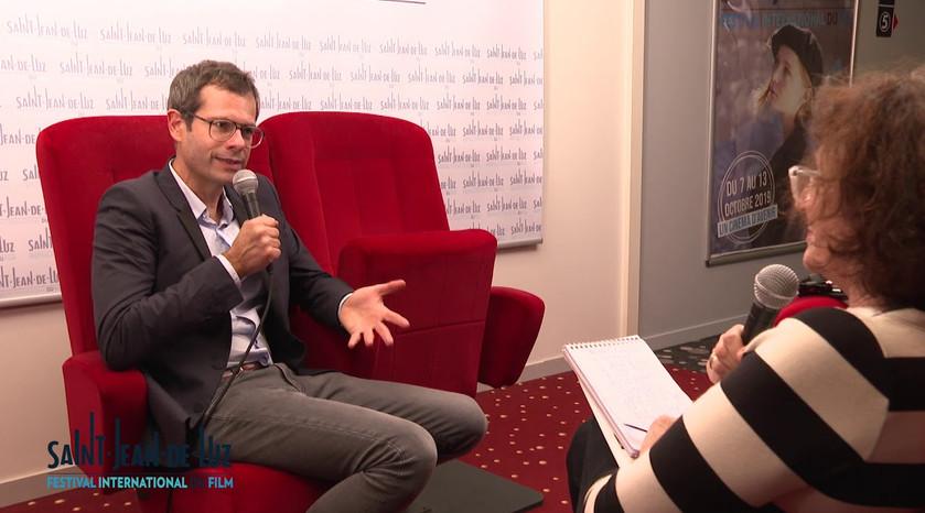 """Interview du réalisateur Frédéric FARRUCCI pour son film """"La nuit venue"""""""