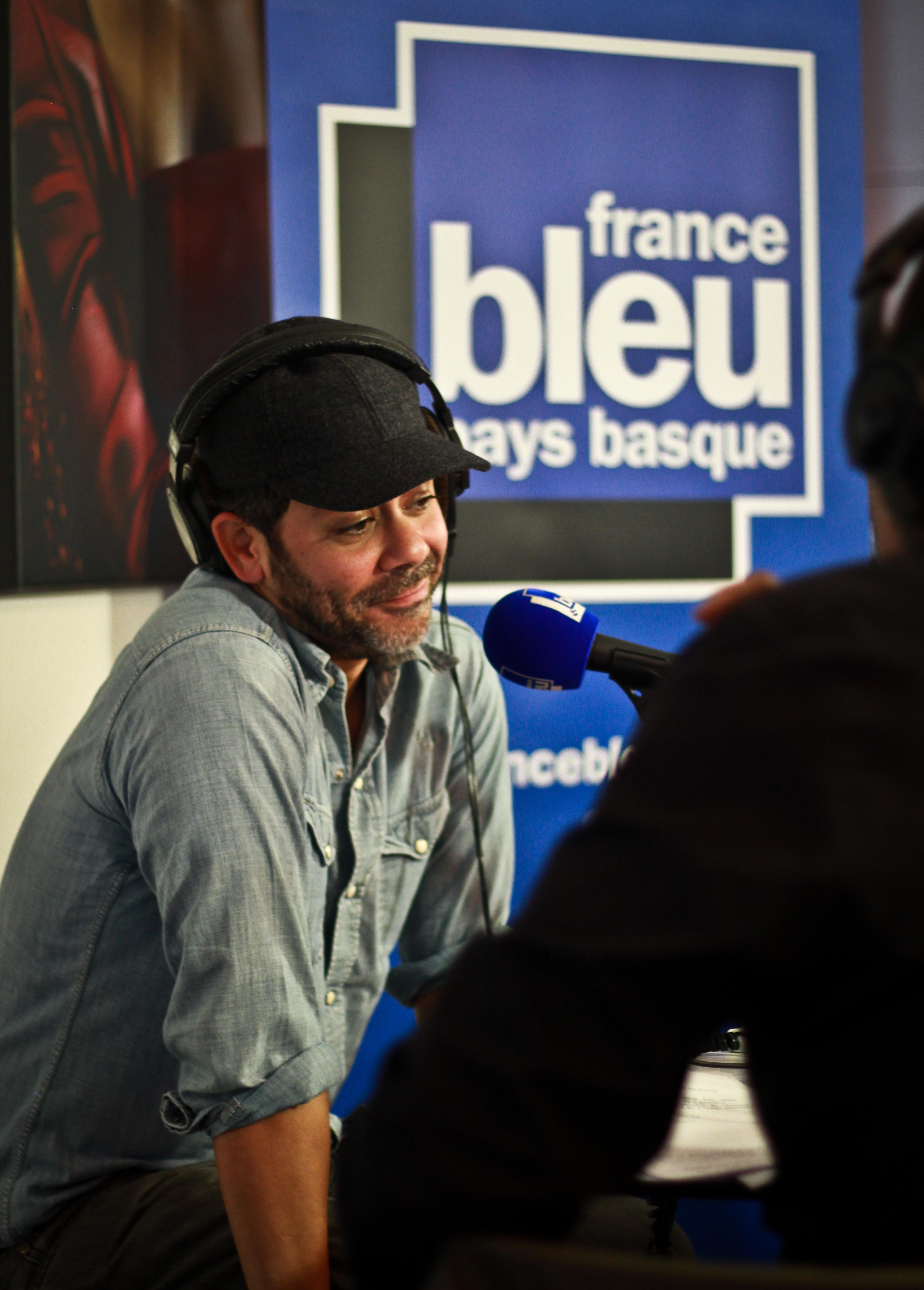 Direct France Bleu Pays Basque