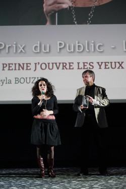 Prix du Public - Long métrage