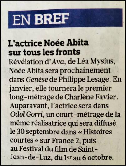 25-09-2018 Le Figaro