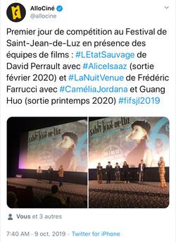08-10-2019 Allociné