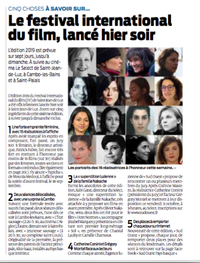08-10-2019 Sud Ouest 1